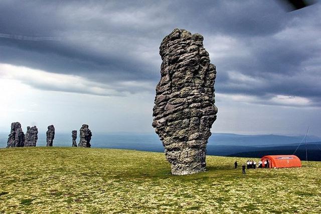 Những cột đá kỳ quan thế giới thiên nhiên ban tặng giữa cao nguyên - Ảnh 8.