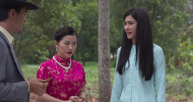 Phim Mộng phù hoa - Tập 9: Ba Trang bàng hoàng khi biết phải kiếm tiền trả nợ bằng cách nằm ngửa - Ảnh 3.