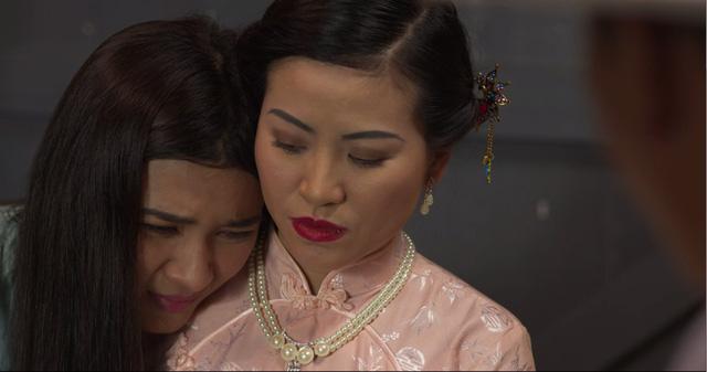 Phim Mộng phù hoa - Tập 9: Ba Trang bàng hoàng khi biết phải kiếm tiền trả nợ bằng cách nằm ngửa - Ảnh 1.