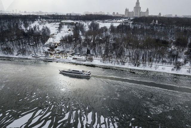Âm nhiều độ, Thủ đô Moscow (Nga) biến thành Vương quốc Băng - Ảnh 6.