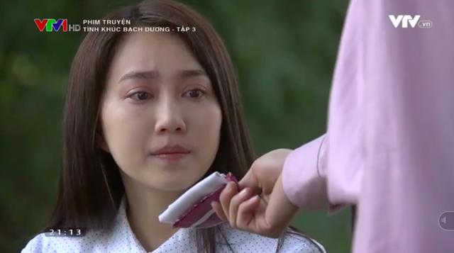 Tình khúc Bạch Dương - Tập 3: Quyên và Hùng trao nhau nụ hôn ngọt ngào trong ngày gặp lại - Ảnh 3.