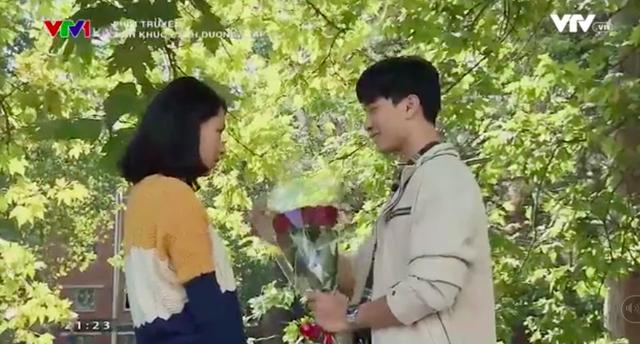 Tình khúc Bạch Dương - Tập 3: Quyên và Hùng trao nhau nụ hôn ngọt ngào trong ngày gặp lại - Ảnh 5.