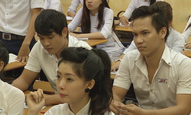Phim Đánh tráo số phận - Tập 7: Hà Linh tìm cách để nhập vai thành cô giáo Trâm Anh - ảnh 4