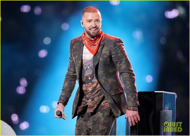Justin Timberlake làm rung chuyển Super Bowl Halftime Show 2018 với loạt hit đình đám - Ảnh 1.