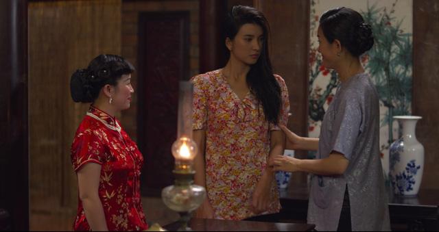 Phim Mộng phù hoa - Tập 3: Ba Trang (Kim Tuyến) tiếp tục bị cha dượng giở trò - Ảnh 3.
