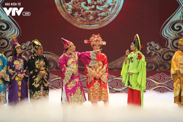 Táo quân 2018: Táo Quang Thắng tự tin vượt mặt bộ ba quyền lực của thiên đình - Ảnh 1.