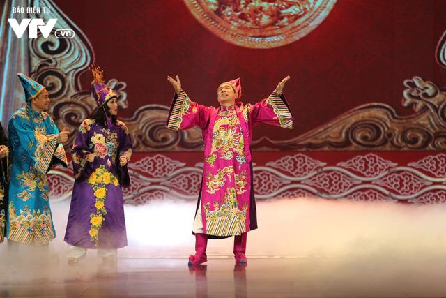 Táo quân 2018: Táo Quang Thắng tự tin vượt mặt bộ ba quyền lực của thiên đình - Ảnh 4.