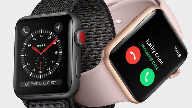 Năm 2017, Táo khuyết thắng đậm cùng Apple Watch - Ảnh 2.