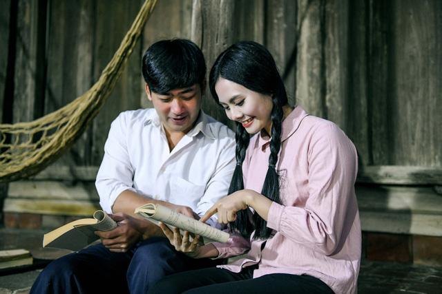 """NSND Lan Hương, ca sĩ Lương Nguyệt Anh, Bảo """"ngậu"""" chịu lạnh 8 độ quay MV - Ảnh 4."""
