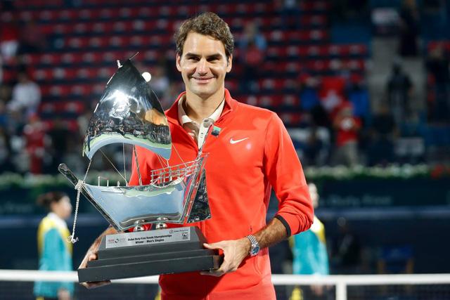 Federer vẫn chưa chắc chắn tham dự Dubai mở rộng 2018 - Ảnh 2.