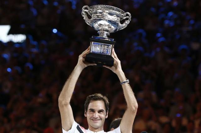 Federer vẫn chưa chắc chắn tham dự Dubai mở rộng 2018 - Ảnh 1.