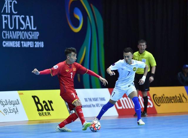 Tứ kết futsal châu Á 2018, ĐT Việt Nam - ĐT Uzbekistan: Chờ điều kỳ diệu như U23 Việt Nam (18h ngày 8/2) - Ảnh 1.