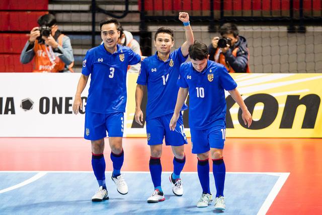 Giải Futsal châu Á 2018: Thứ hạng 8 đội bóng góp mặt ở tứ kết trên BXH FIFA - Ảnh 1.