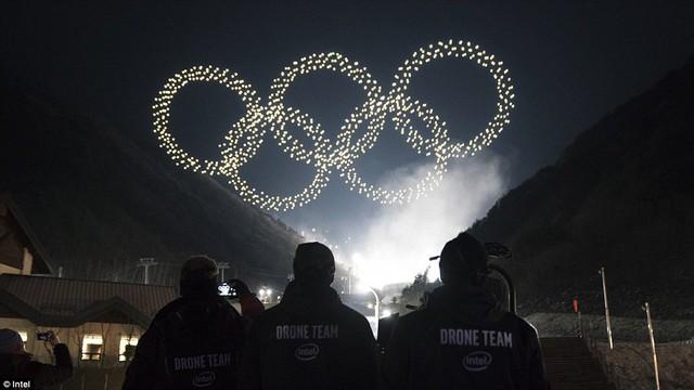 ẢNH: Lễ khai mạc đầy màu sắc của Olympic Pyeongchang 2018 - Ảnh 15.