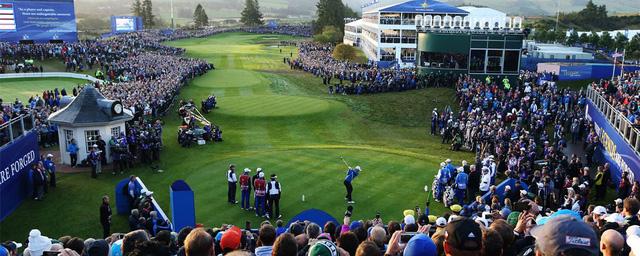 Xem golf trên truyền hình: Hãy chọn Thể thao Golf HD - Ảnh 1.