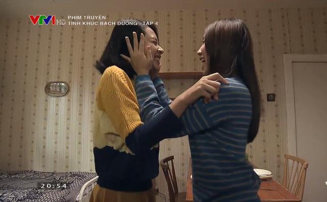 Tình khúc Bạch Dương - Tập 4: Hùng khiến nhiều cô gái phát ghen vì tình yêu dành cho Quyên - ảnh 1