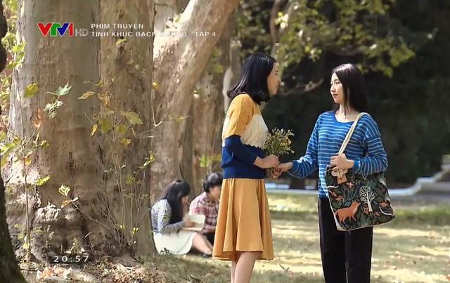 Tình khúc Bạch Dương - Tập 4: Hùng khiến nhiều cô gái phát ghen vì tình yêu dành cho Quyên - ảnh 2