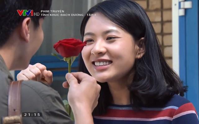 Tình khúc Bạch Dương - Tập 4: Hùng khiến nhiều cô gái phát ghen vì tình yêu dành cho Quyên - ảnh 4