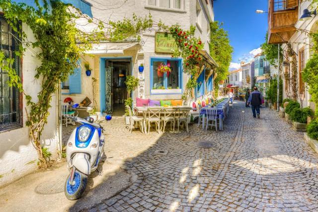 Tuyệt đẹp các đường phố trên thế giới qua ống kính máy ảnh - Ảnh 4.