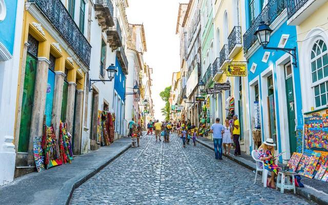 Tuyệt đẹp các đường phố trên thế giới qua ống kính máy ảnh - Ảnh 8.