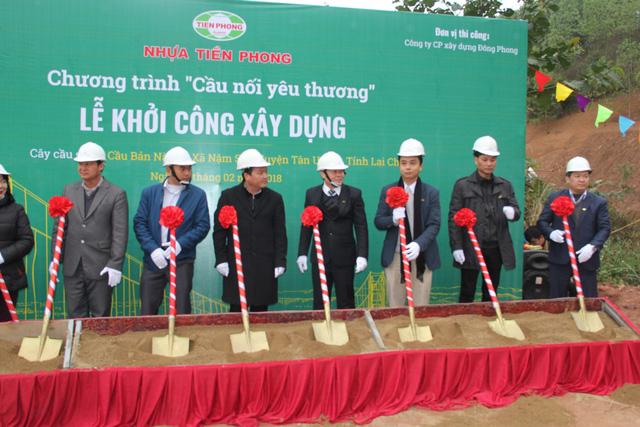 Khởi công xây dựng cây cầu dân sinh 2,6 tỷ đồng tại xã Nà Ui, Lai Châu - Ảnh 5.