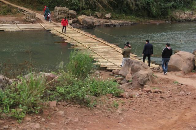 Khởi công xây dựng cây cầu dân sinh 2,6 tỷ đồng tại xã Nà Ui, Lai Châu - Ảnh 4.