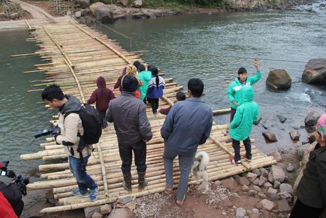 Khởi công xây dựng cây cầu dân sinh 2,6 tỷ đồng tại xã Nà Ui, Lai Châu - Ảnh 7.