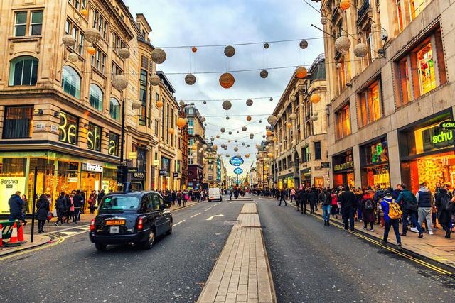 Tuyệt đẹp các đường phố trên thế giới qua ống kính máy ảnh - Ảnh 9.