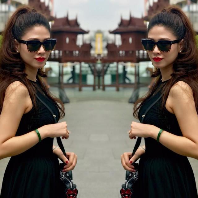 Gu thời trang sành điệu, BTV Ngọc Trinh khiến người khác không thể rời mắt  - Ảnh 9.