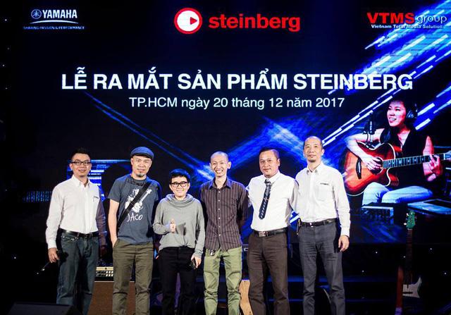 NS Lê Thanh Tâm: Làm cố vấn kỹ thuật cho Steinberg là giấc mơ thành hiện thực - Ảnh 1.