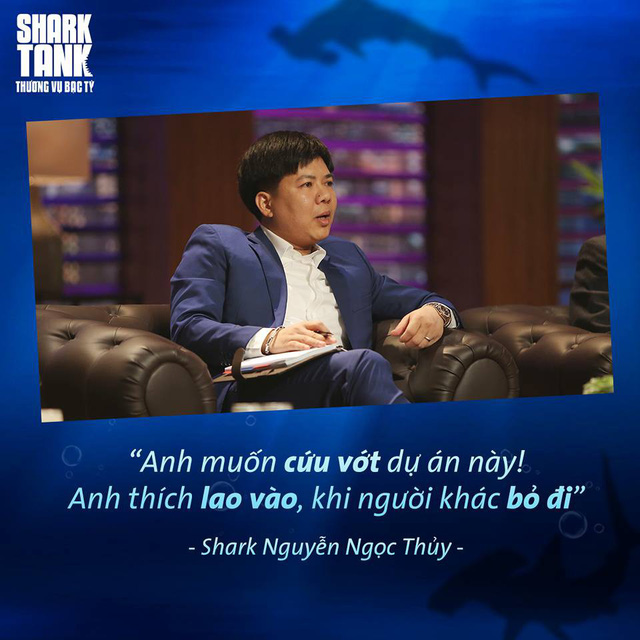 """Shark Tank Việt Nam - Tập 8: Những lời khuyên """"nghe mà thấm"""" của các shark - Ảnh 1."""