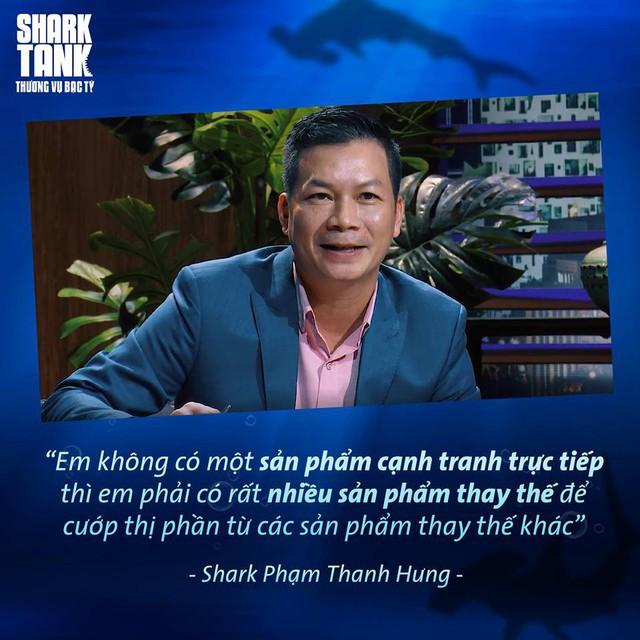 """Shark Tank Việt Nam - Tập 8: Những lời khuyên """"nghe mà thấm"""" của các shark - Ảnh 4."""