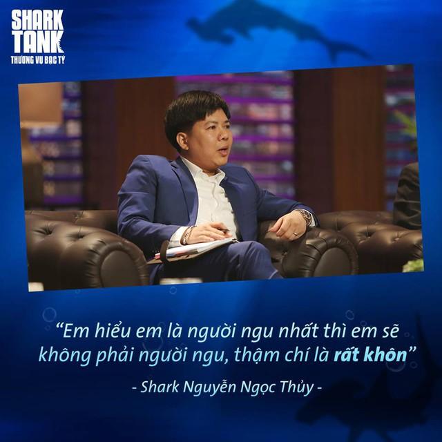 Shark Tank Việt Nam: Không chỉ cá mập, các start-up nói cũng chất lừ - Ảnh 4.