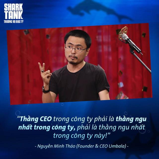 Shark Tank Việt Nam: Không chỉ cá mập, các start-up nói cũng chất lừ - Ảnh 3.