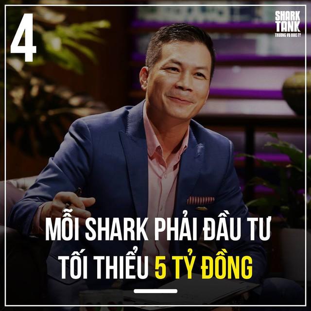 5 bí mật ở Shark Tank Việt Nam mà bạn chưa biết - Ảnh 4.