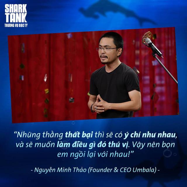 Shark Tank Việt Nam: Không chỉ cá mập, các start-up nói cũng chất lừ - Ảnh 2.