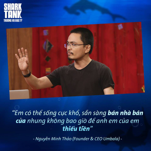 Shark Tank Việt Nam: Không chỉ cá mập, các start-up nói cũng chất lừ - Ảnh 1.