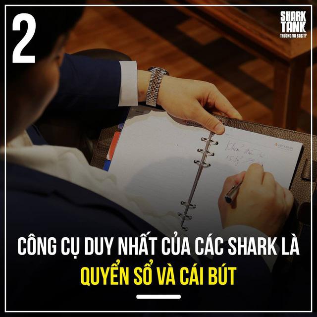 5 bí mật ở Shark Tank Việt Nam mà bạn chưa biết - Ảnh 2.
