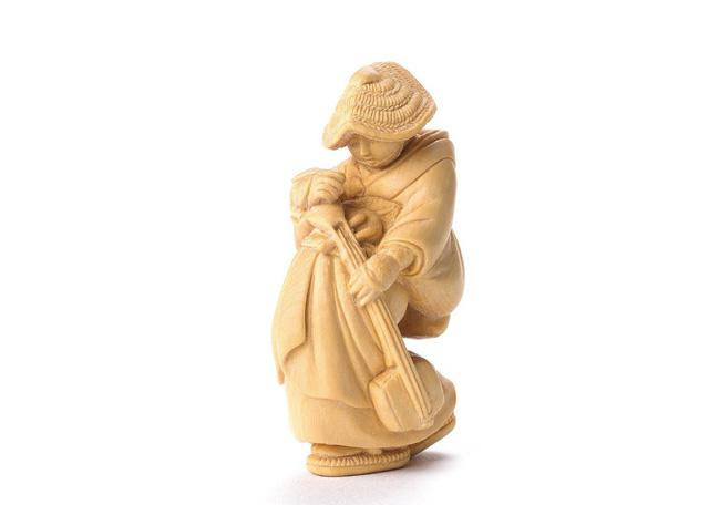Khám phá nghệ thuật điêu khắc gỗ đương đại Nhật Bản - Ảnh 1.