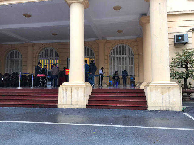 Bắt đầu phiên xét xử Trịnh Xuân Thanh và các đồng phạm - Ảnh 3.