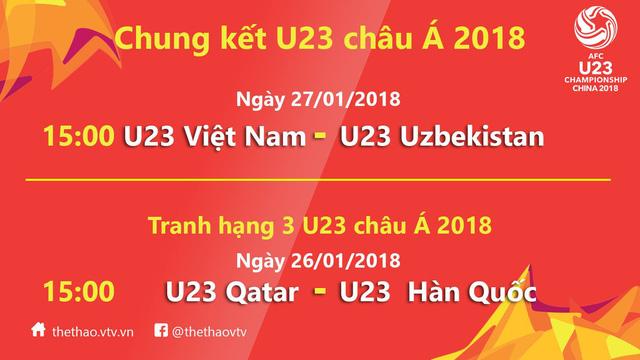 Sốt sình sịch săn tour đi xem U23 Việt Nam đá chung kết U23 châu Á - Ảnh 1.