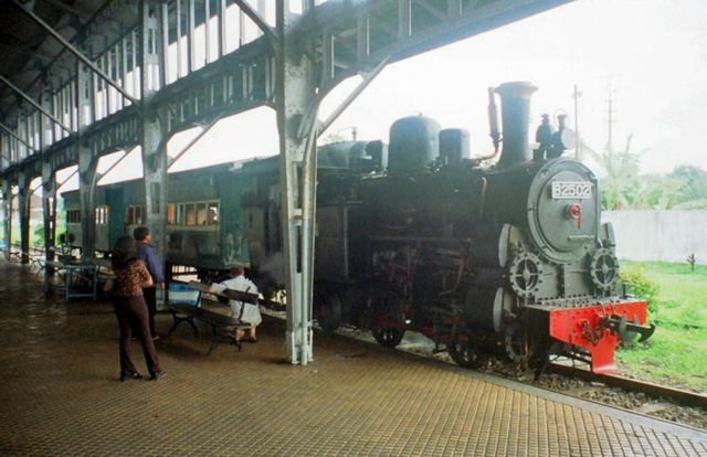 Độc đáo bảo tàng xe lửa cổ nhất ASEAN - Ảnh 4.