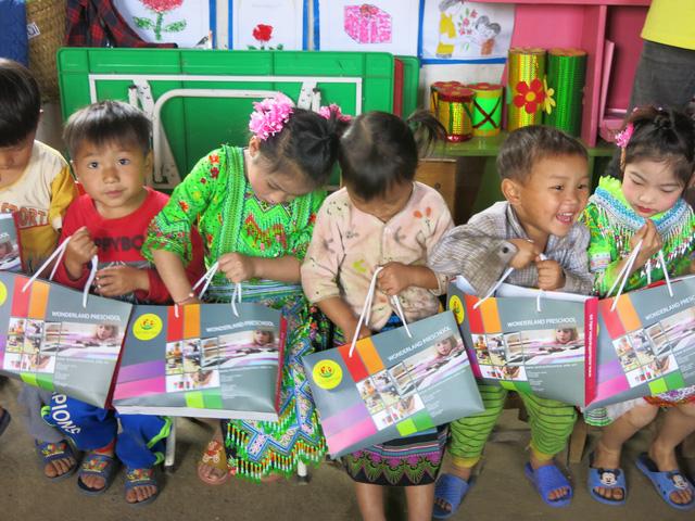 Hỗ trợ xây công trình phụ cho học sinh Mầm non Khe Ron - Ảnh 7.