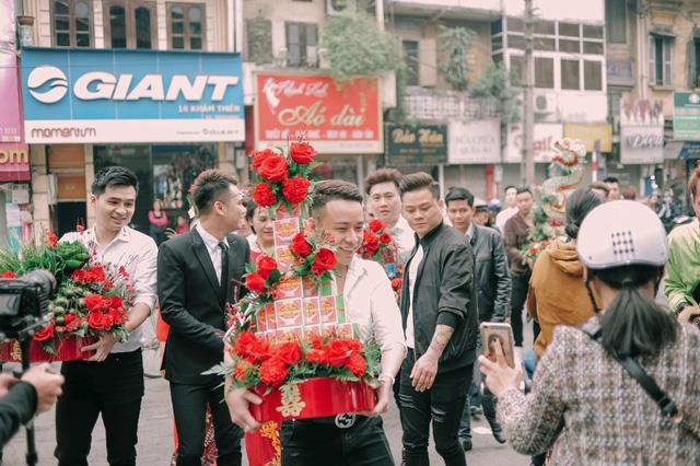 Khắc Việt hạnh phúc trong lễ ăn hỏi với nữ DJ xinh đẹp - Ảnh 3.