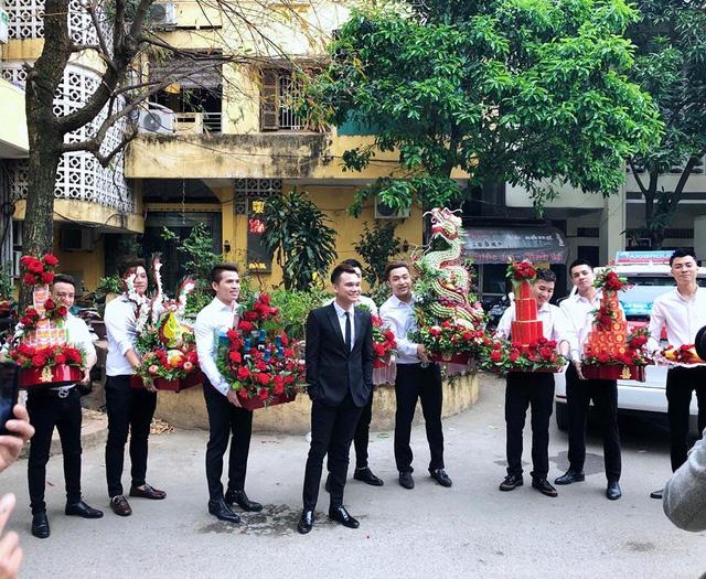 Khắc Việt hạnh phúc trong lễ ăn hỏi với nữ DJ xinh đẹp - Ảnh 4.
