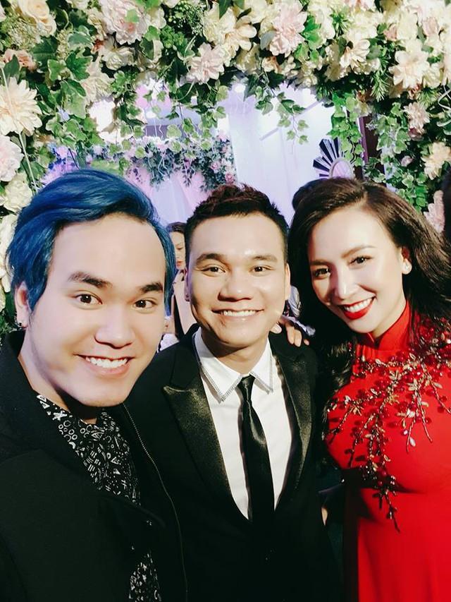 Khắc Việt hạnh phúc trong lễ ăn hỏi với nữ DJ xinh đẹp - Ảnh 2.