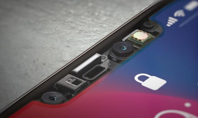 Bình dân hóa tính năng Face ID của iPhone X: Smartphone Andorid còn… chạy dài - Ảnh 2.