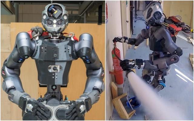 Ngắm phiên bản thon gọn của robot Walk-Man - Ảnh 1.