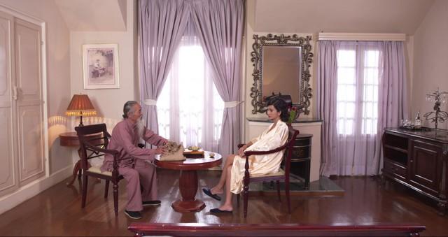 Phim Mộng phù hoa - Tập 12: Vì Ba Trang (Kim Tuyến), gia đình hạnh phúc bỗng tan nát - Ảnh 3.