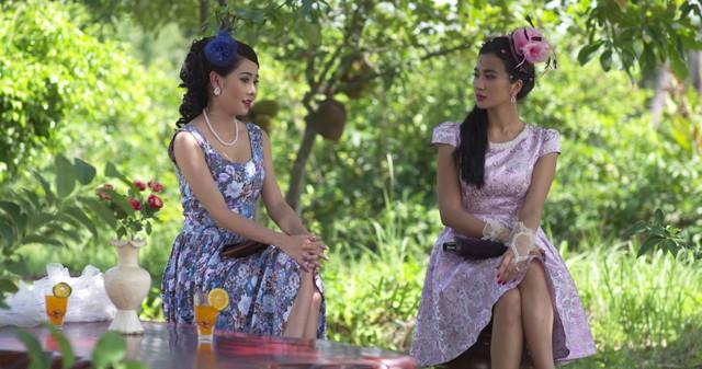 Phim Mộng phù hoa - Tập 12: Vì Ba Trang (Kim Tuyến), gia đình hạnh phúc bỗng tan nát - Ảnh 2.